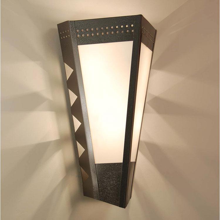 Wall Lantern L34L