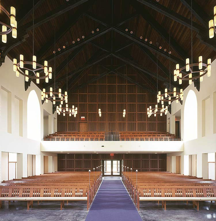 Custom Chapel Lighting
